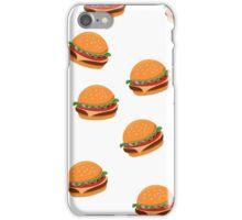 BURGER iPhone Case/Skin