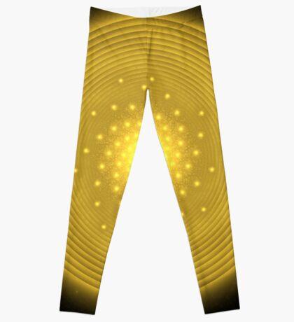 Universal Progression Toward Enlightenment   Future Art Fashion   Remix Leggings