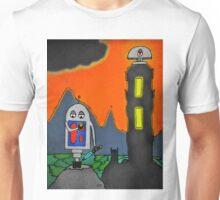 Scott Cosby Bored of the Rings Pogoshots Unisex T-Shirt