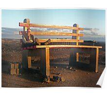 The Big Chair... Broken Hill Poster