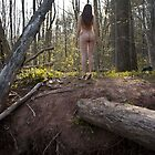 Humans relationship with nature (nudes) by theflostudio