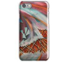 In Flight - bird Inspiration iPhone Case/Skin