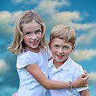 Summer Siblings by susi lawson