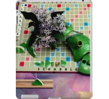 Requiem For A Hall TEAPOT-27 Points iPad Case/Skin