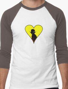 Let me into your heart ... Men's Baseball ¾ T-Shirt