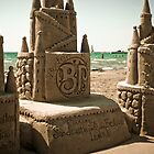 Cobourg Sandcastle Festival by Alan Hyland