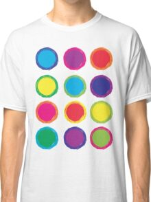 Colorful Circles Classic T-Shirt