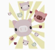 Blast O' Pigs by leyea