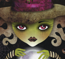 Elphaba, the Wicked Witch of the West Sticker