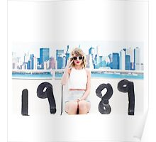 Taylor swift sinc 1989,, Taylor swift Poster