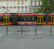 Rapid Transit by Andi Hagedorn