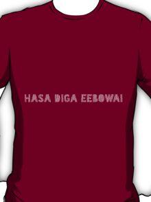 Hasa Diga Eebowai The Book of Mormon T-Shirt