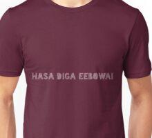 Hasa Diga Eebowai The Book of Mormon Unisex T-Shirt