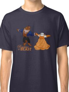 Baymax and the Beast Classic T-Shirt