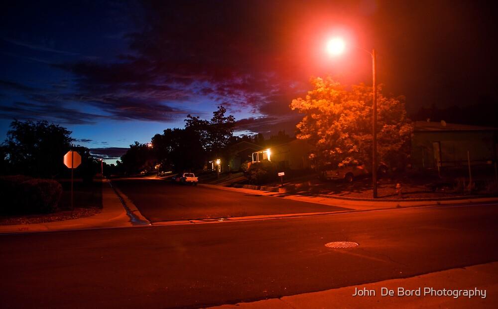 While The World Sleeps by John  De Bord Photography