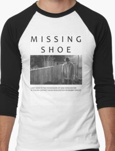 I lost my shoe... Men's Baseball ¾ T-Shirt