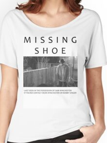 I lost my shoe... Women's Relaxed Fit T-Shirt