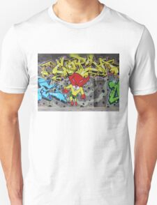 Superbunny Graffiti Vienna Austria T-Shirt