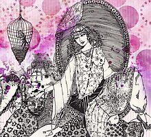 Princess Mahiina by Tiffany Atkin