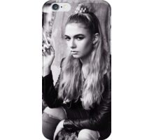 Rebel with a cause iPhone Case/Skin