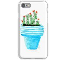 Mini Cactus iPhone Case/Skin