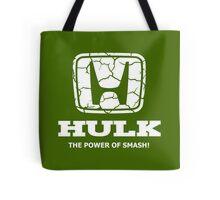 Hulk Honda Tote Bag