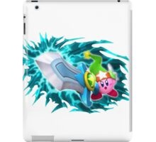 Sword Kirby iPad Case/Skin