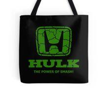 Hulk Honda 2 Tote Bag