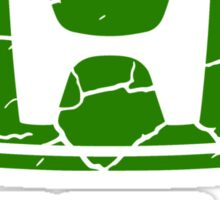 Hulk Honda 2 Sticker