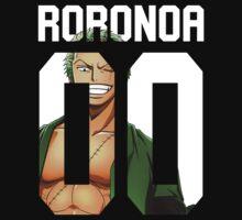 Roronoa Zoro 00 by Dandyguy