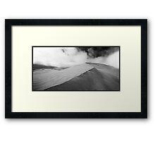 Dune 3 Framed Print