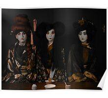 The Tea Ceremony Poster
