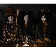 The Tea Ceremony Photographic Print