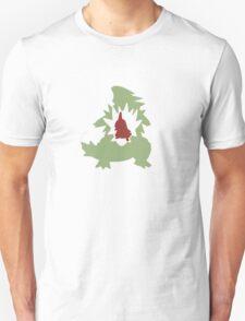 Larvitar Evolution Unisex T-Shirt
