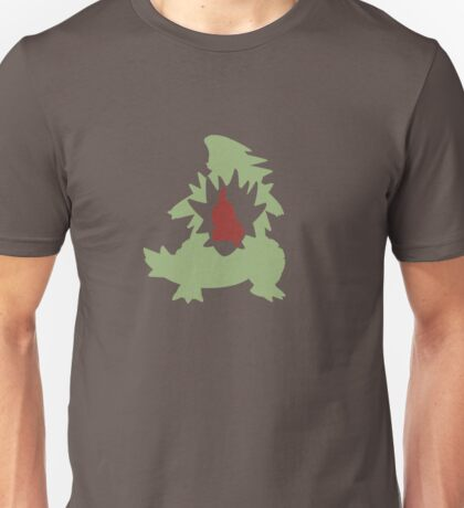 Larvitar Evolution Unisex T-Shirt