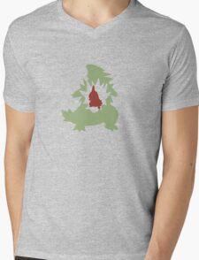 Larvitar Evolution Mens V-Neck T-Shirt