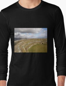 Ancient Stones Donegal, Ireland Long Sleeve T-Shirt