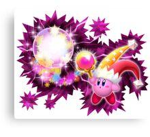 Magic Kirby Canvas Print