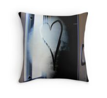 "i wanna scream ""i love you"" from the top of my lungs, but i'm afraid that someone else will hear me. Throw Pillow"