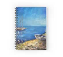 Peaceful Waters Spiral Notebook