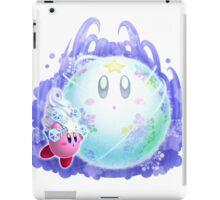 Ice Kirby iPad Case/Skin