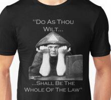 Do as Thou Wilt Unisex T-Shirt