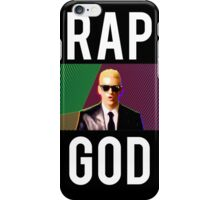 Eminem Rap God Tees iPhone Case/Skin