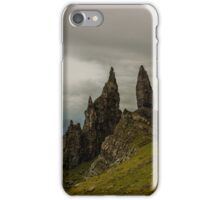 The Man of Storr 2 iPhone Case/Skin
