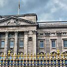 Buckingham Palace ~ London by Magnetic