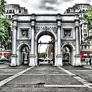 England in HDR by Magnetic