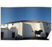 Plaza de Toros de Ronda Poster