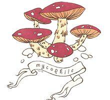 Mycophile by Laurel Varian