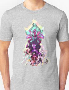 Steven Universe Fusion Print  T-Shirt