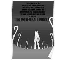 Unlimited Bait Works Poster